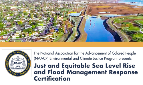 Just and Equitable Sea Level Rise and Flood Management Response Certification