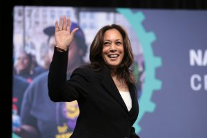 Kamala Harris Makes History as First Black Woman To Be Elected Vice President of the U.S.