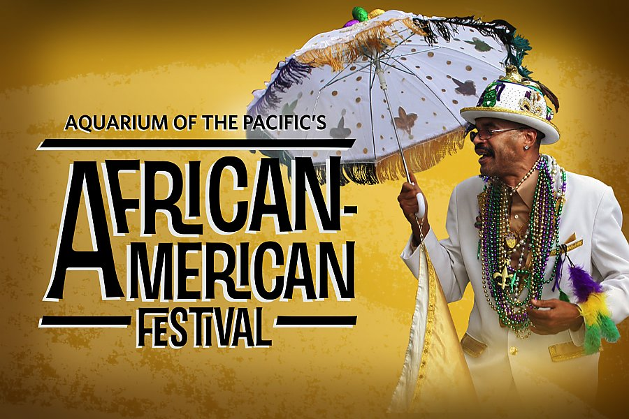 Aquarium of the Pacific's African American Festival