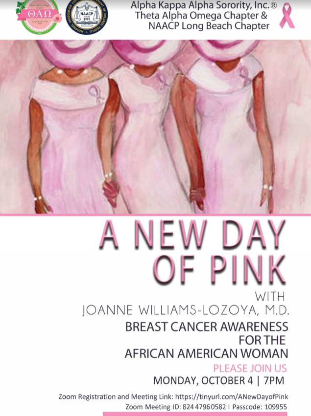 A New Day of Pink